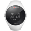 Polar M200 GPS Running Watch - White